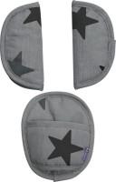 Dooky Universal Pads - Grey Stars (niedriger Preis ist richtig)