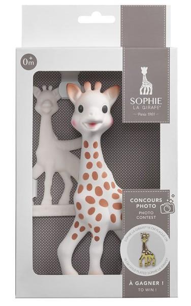 Sophie la girafe® + Beißring Sohie la girafe® (Fotowettbewerb)
