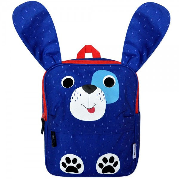 Zoocchini Kinderrucksack / Duffy der Hund / Blau