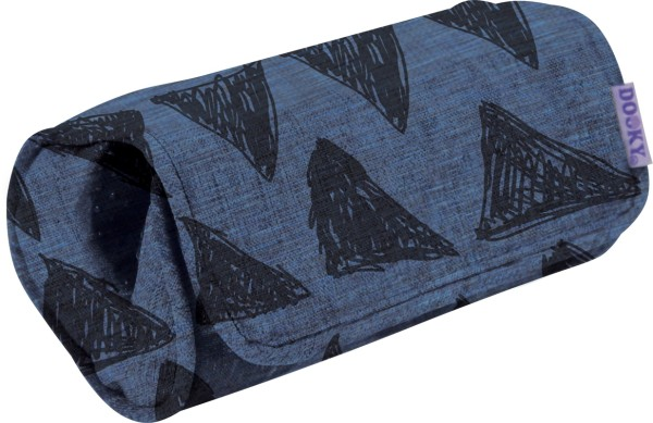 Dooky Arm Cushion - Babyschalentragepolster / Blaues Tribal (*)
