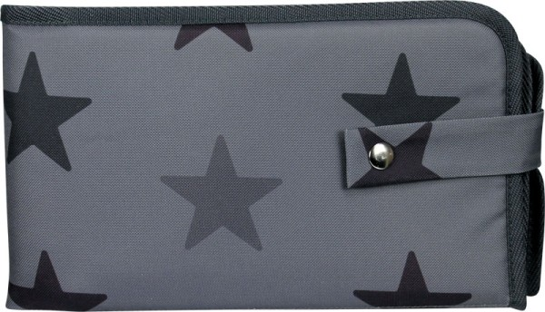 Dooky 3 in 1 Wickelset/ Grey Stars