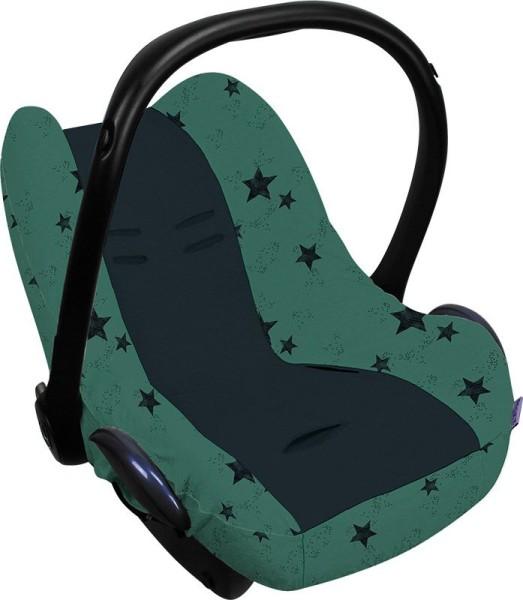 Dooky Babyschalenbezug - Green Star