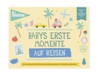 """Booklet """"Babys erste Momente auf Reisen"""" von Milestone™"""