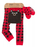 Baby Leggings & Sock Set (12‐18M) ‐ Bosley der Bär