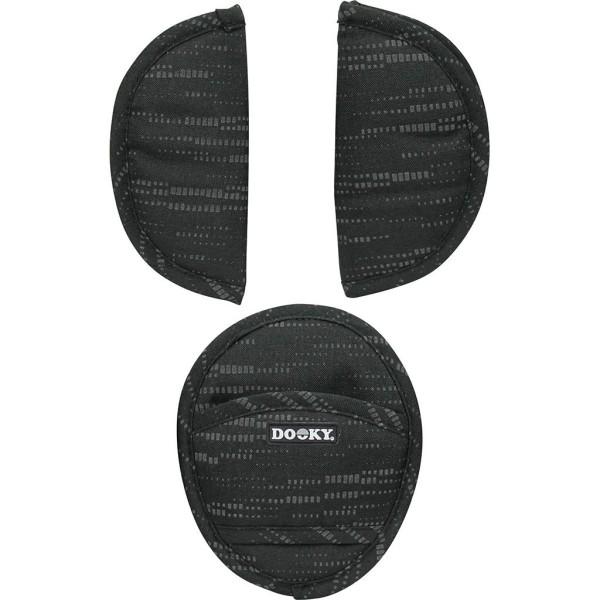 Dooky Universal Pads - Universal-Gurtpolster für die Babyschale / Matrix