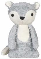Kuscheltier Fuchs Mikkel - grau