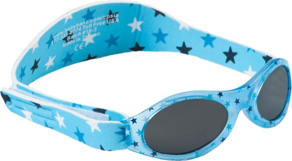 Dooky Baby Banz   - Blue Star