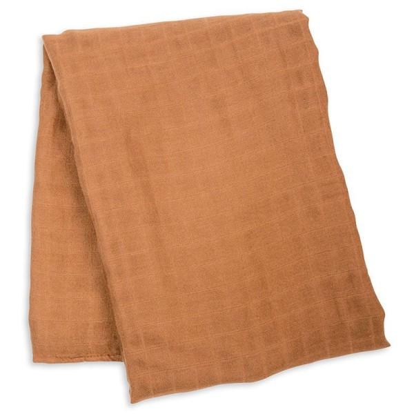 Bamboo Swaddle Blanket - Tan