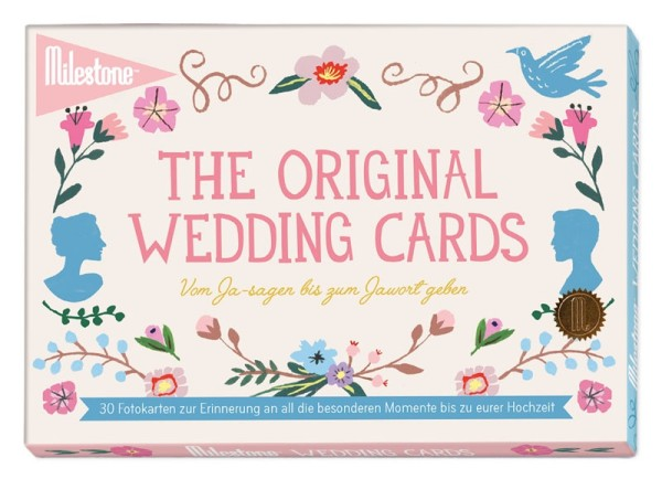 The Original Wedding Cards von Milestone™- deutsche Version