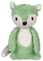 Kuscheltier Fuchs Mikkel - grün