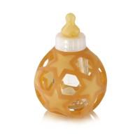 Hevea Baby bottle white - Babyfläschchen aus Glas (120 ml)