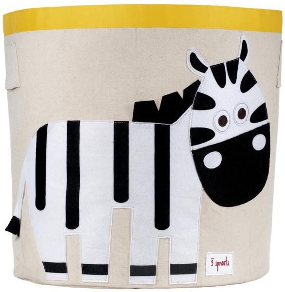 Aufbewahrungskorb Zebra