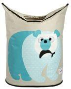 Wäschekorb Eisbär