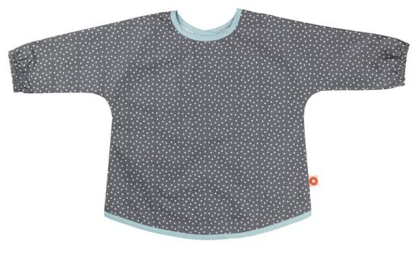 Ärmellätzchen - grau
