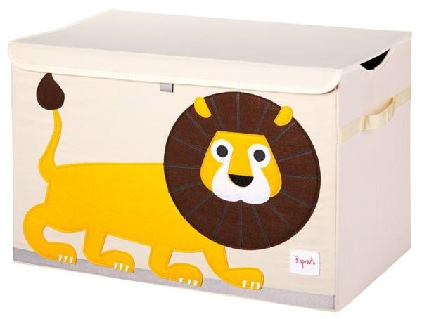 Aufbewahrungskiste Löwe