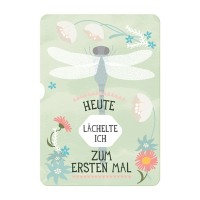 Turn Wheel Photo Card von Milestone™- Babys besondere Momente - deutsche Version