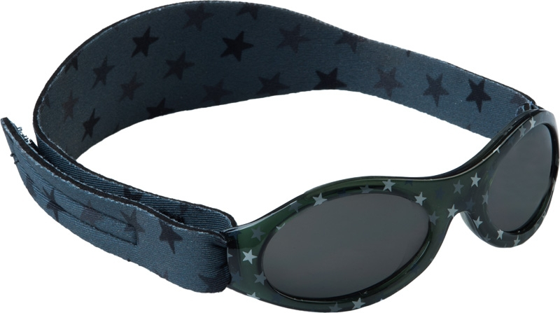 Dooky Baby Banz Baby-Sonnenbrille Grey Star grau lzcDJLtf
