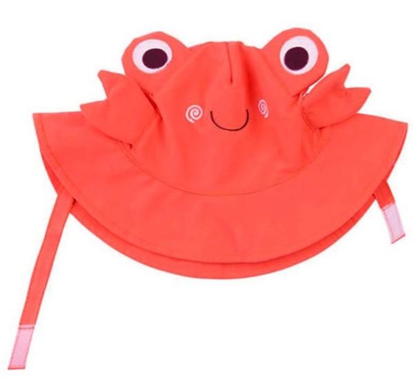 Sonnenhut mit UV-Schutz - Krabbe (12-24M)