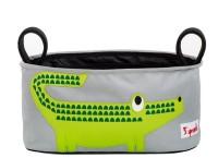 Kinderwagentasche Krokodil