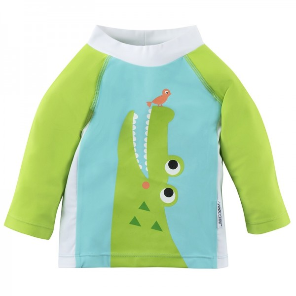 UV-Schutz-Shirt / Rashguards - Alligator (12-24M)