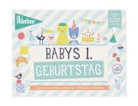"""Booklet """"Babys 1. Geburtstag"""" von Milestone™"""