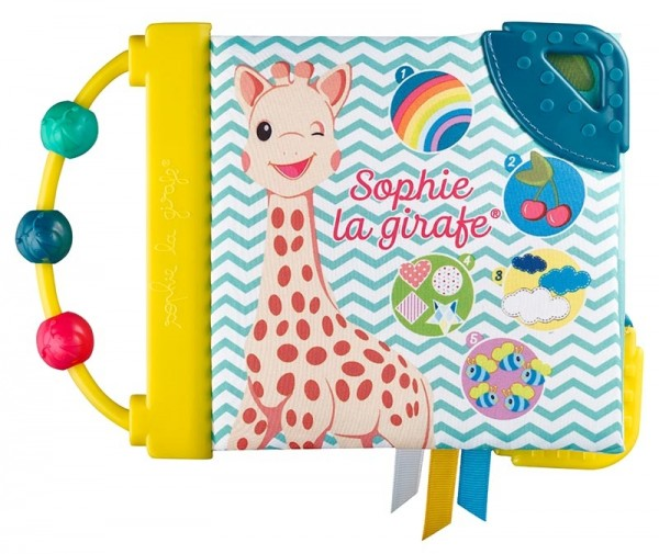 Sophie la girafe® - Entdeckerbuch