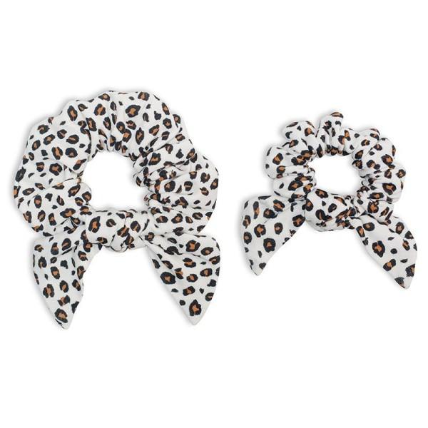 Scrunchie/Haargummi Mommy + Me - Leopard