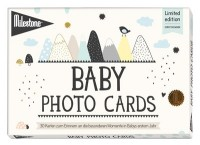 Baby Photo Cards von Milestone™- Over the moon - deutsche Version - Einzelset