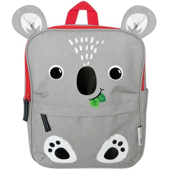 Zoocchini Kinderrucksack / Kai der Koala / Grau