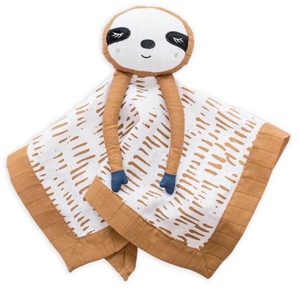Lovie aus Baumwolle - Sloth