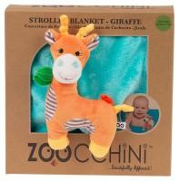 Kinderwagendecke Giraffe