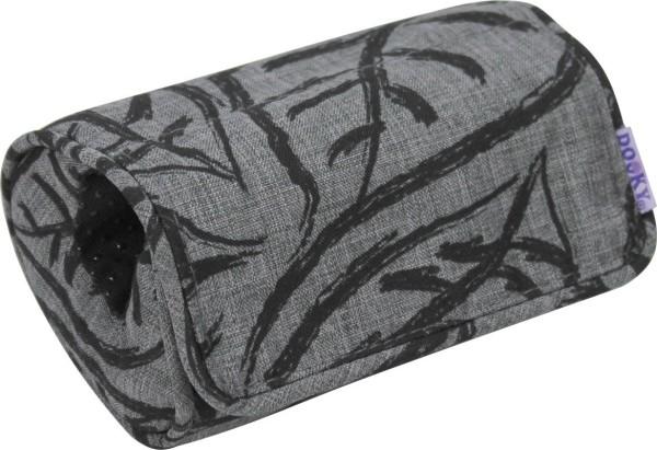 Dooky Arm Cushion - Grey Leaves