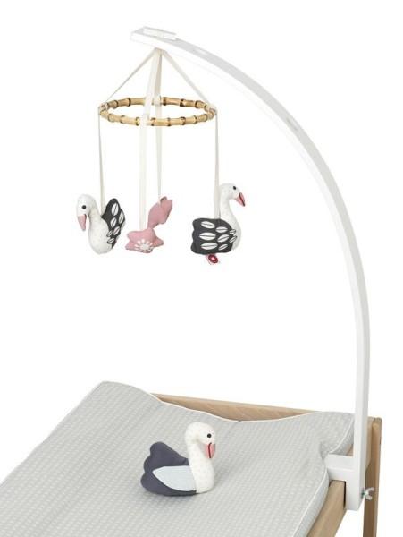 Baby Amuse - Tisch Mobilehalter - Weiß