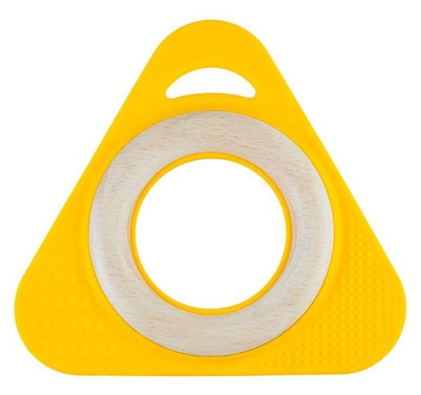TriO+ Holzgreifling gelb