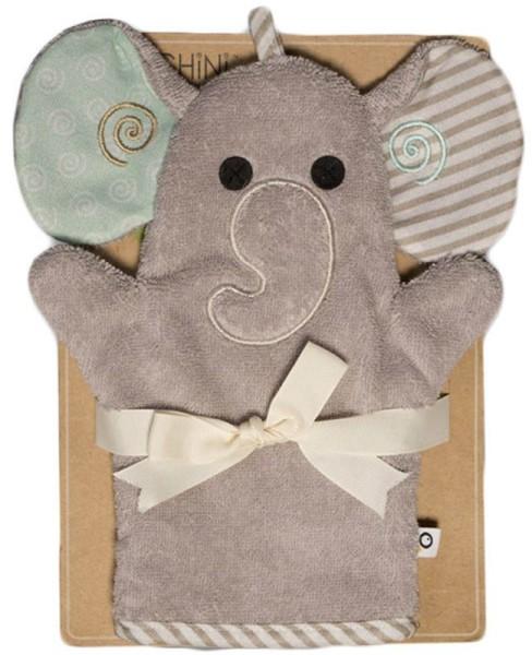 Waschhandschuh - Ellie der Elefant