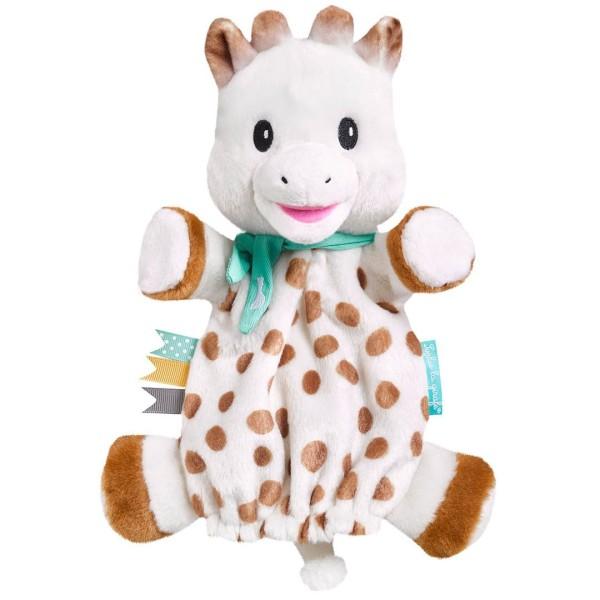 Sophie la girafe® - Handpuppe / Kuscheltier / Giraffe / Plüsch