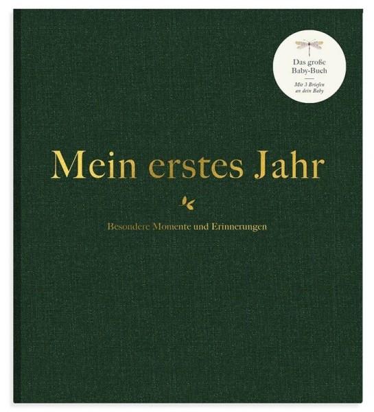 """Milestone™ ABC Baby-Album - """"Mein erstes Jahr"""""""