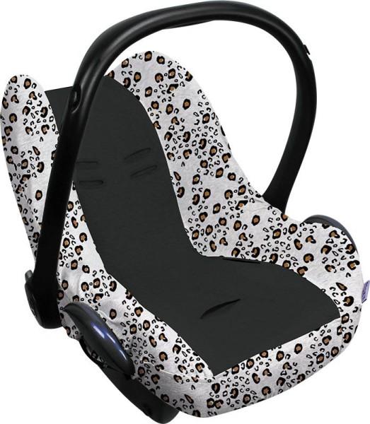 Dooky Seat Cover 0+ - Babyschalenbezug / Leopard