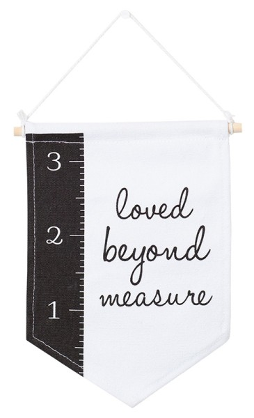 Wimpel ‐ Loved Beyond Measure